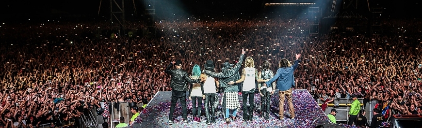Guns N Roses kommen nach Wien